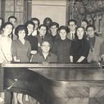 Clase de O. Messiaen (1960-61)